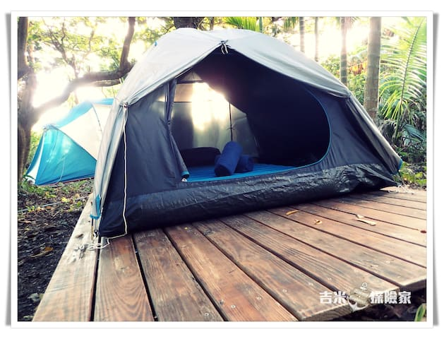 吉米探險家 兩人帳B Jimmy Explorer's campsite~2 pax