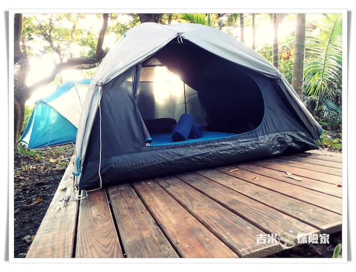 吉米探險家 兩人帳B Jimmy Explorer's campsite~ 2 pax