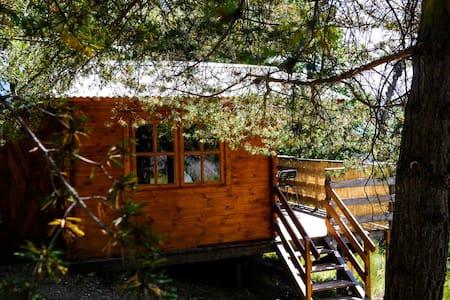 Les Cabanes de La Vigière (Amé) - Cottage