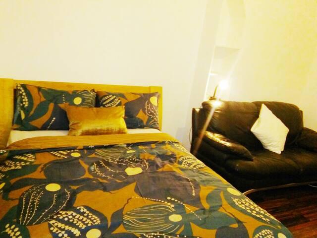 Selam's double room