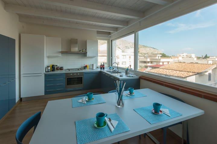 La Terrazza del Baglio - Palermo - Casa