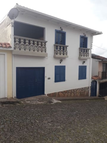 Casa no centro histórico disponível pro Carnaval