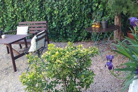 Casa&jardín cerca Delta Ebro - La Galera - Haus