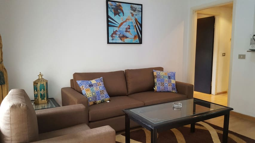 Perfect Apartment in Heart of Hamra - Bayrut - Apartmen