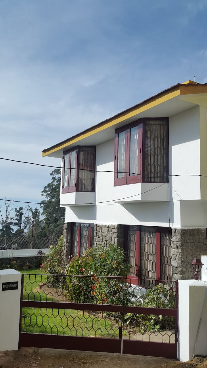 Kodai Abode - A home away from home.