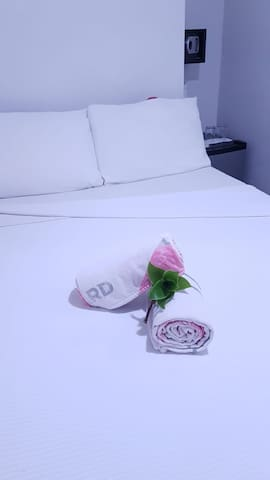 Cancun boutique bedroom HUAYA