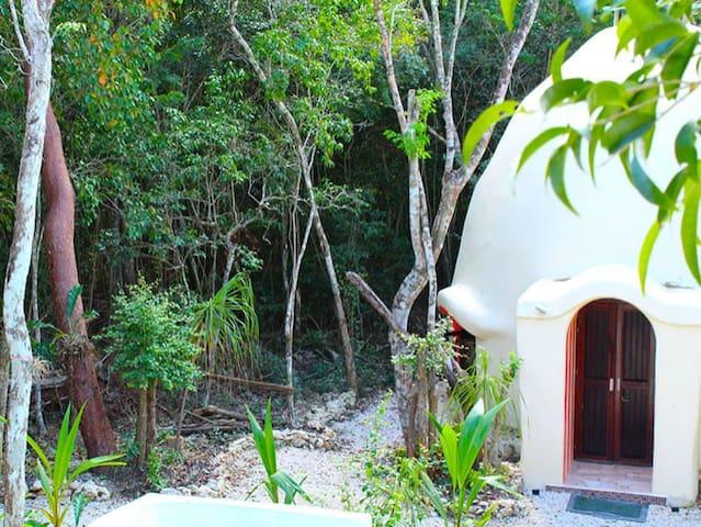 Villa Duendes Akumal - Villa Duendes Akumal - Organic Dome