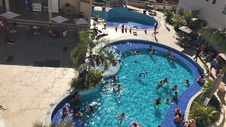 Caldas Novas - Encontro das águas Thermas Resort