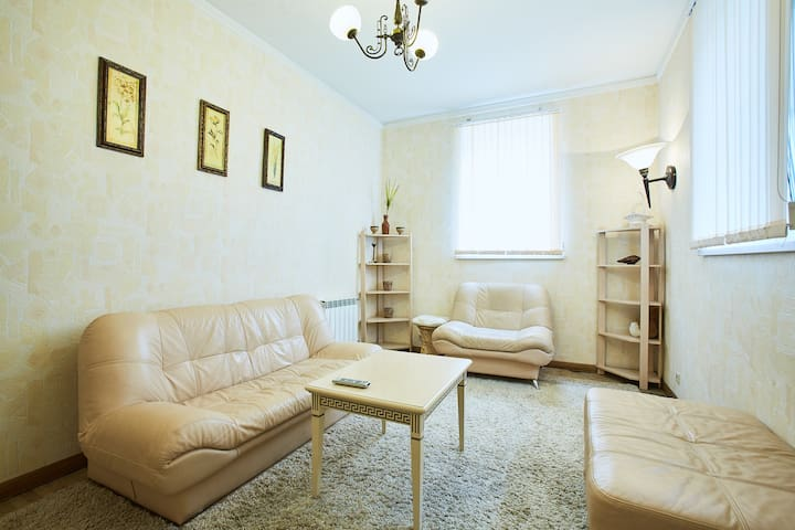comfortable apartment near the center - Sankt-Peterburg - Apartment