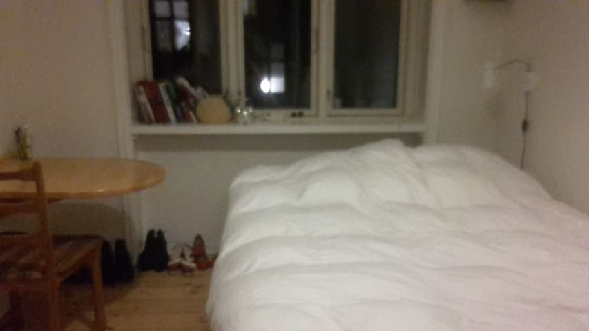 Small coacy room in Copenhagen - Copenhague - Bed & Breakfast