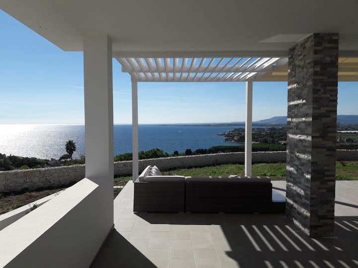 Timeless: Villa indipendente con vista panoramica