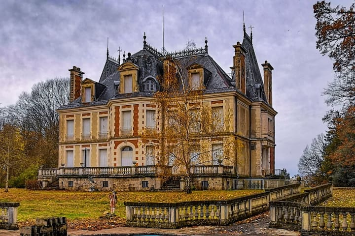 Chateau de Clinzeau,