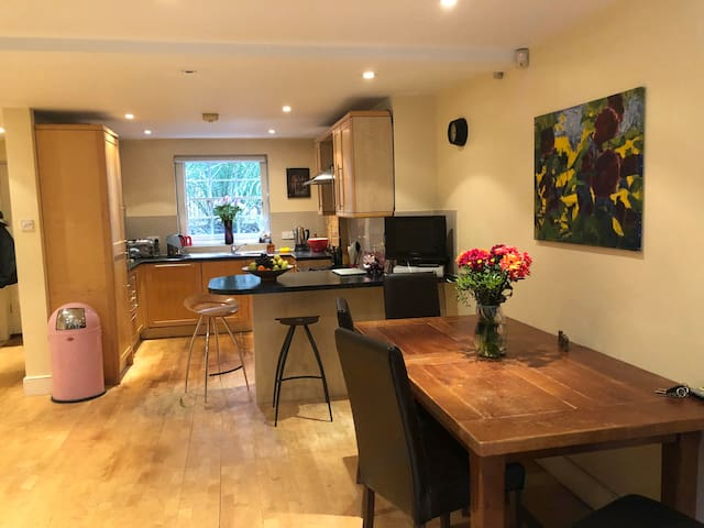 Luxury Large Family House/Very Central/Own Garden
