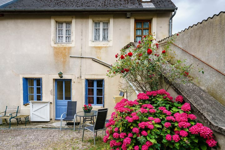 Vakantiehuisje in Saint-Léger-sous-Beuvray - Saint-Léger-sous-Beuvray - House
