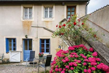 Vakantiehuisje in Saint-Léger-sous-Beuvray - Saint-Léger-sous-Beuvray - Haus