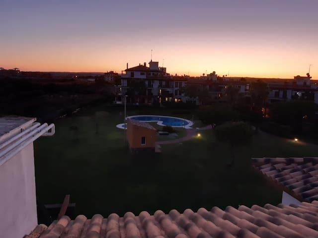 Apartamento Ático Ayamonte (Urb Vista Esuri)