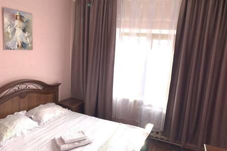 Чистая и уютная квартира в центре города Сары Арка