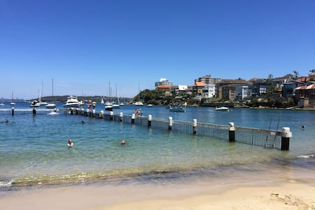 Family friendly townhouse in fabulous location. - Manly - Reihenhaus