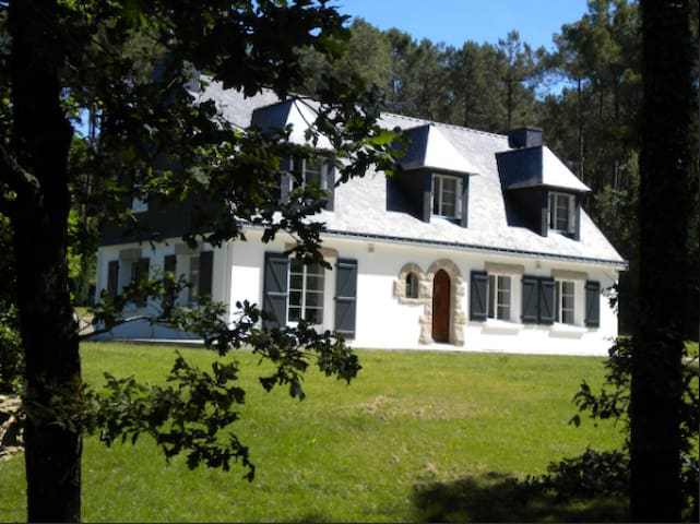 Agréable maison, à l'entrée du  Golfe du Morbihan - Theix - House