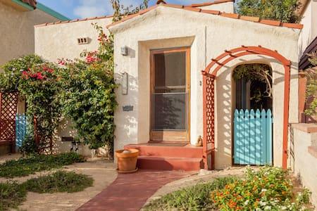 Ocean Beach Spanish-Style Classic Bungalow - Casa