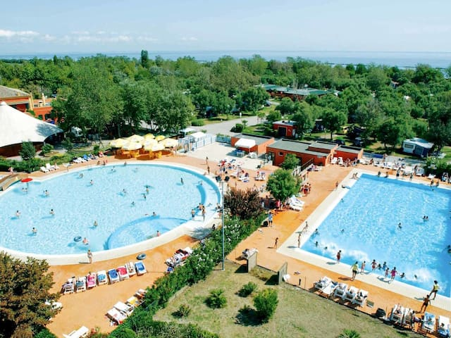 Mobile home Camping Vigna sul Mar for 6 persons