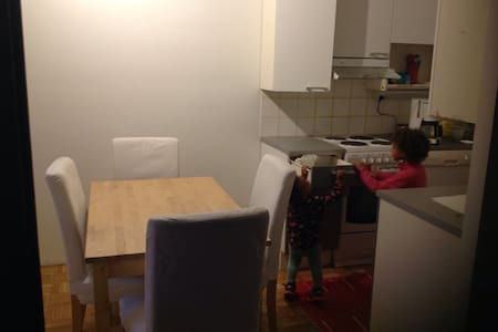 3 Rooms apartement near Airport - Vantaa