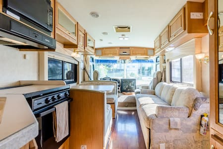 Private, Cozy, and Awesome RV in superb location