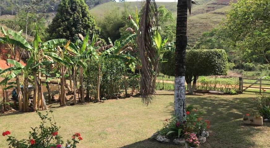 Rancho Luna D'oro - Ótimo lugar para descansar