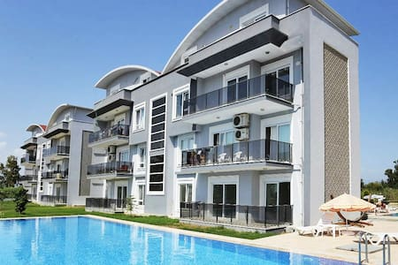 A family apartment(2+1), 4-6 persons, Belek Center
