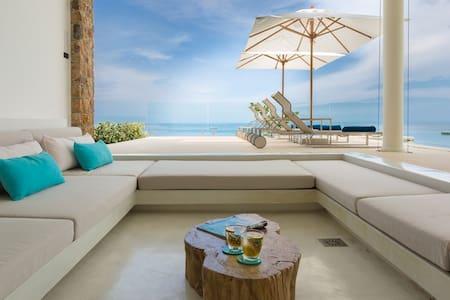 Turquoise Villas V.Duo(6bdr pool villa) with staff - เกาะสมุย - วิลล่า