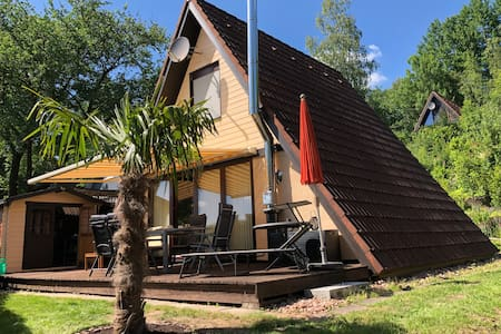 Gemütliches Ferienhaus in ruhiger Lage Hessen