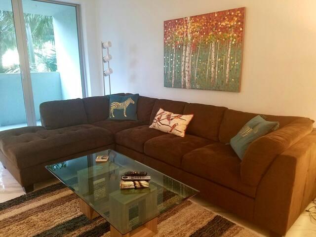 Newly Renovated South Beach-Bayfront Near Lincoln - Miami Beach - Apto. en complejo residencial