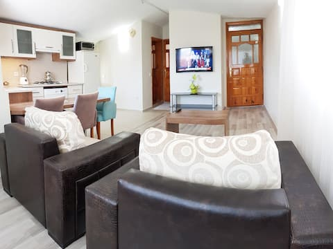 Magnificient Location Cozy Apart İn Göcek!