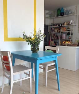 Nice city apartment with terrace and child´s room - Wien - Wohnung