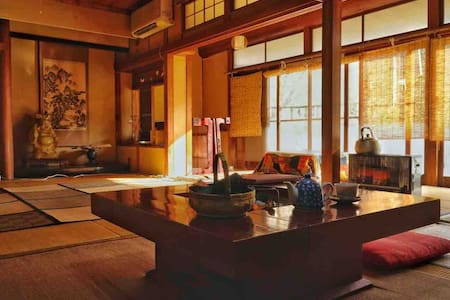 Soba noodle Homestay,  feel Japanese rural life