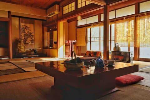 Soba noodle Homestay,  feel Japanese rural life