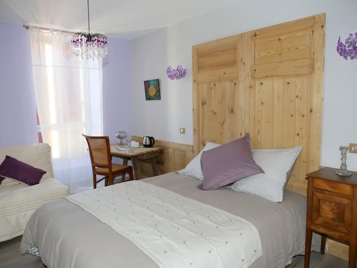 Room Amethyste fro 4 person