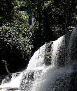 Cascadas de Juan Curi Donde Efigenia