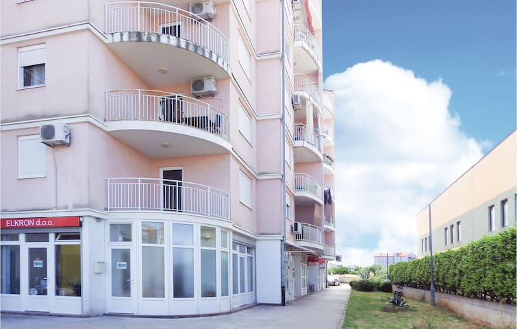 Holiday apartment with 1 bedroom on 36m² in Pula
