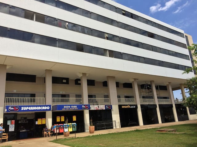 Flat Lago Paranoá - Brasília - Wohnung