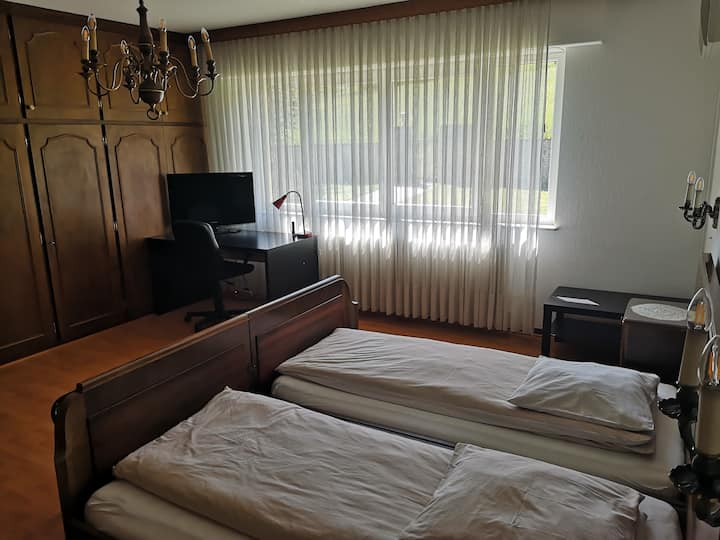 23m² Double room with bathroom - guesthouse