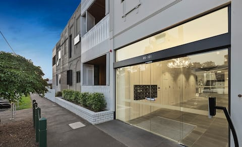 Luxury Boutique Appt close to the city