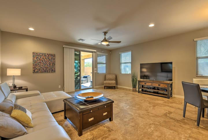 Glendale Abode w/ Pool Access: Relax & Play Ball!