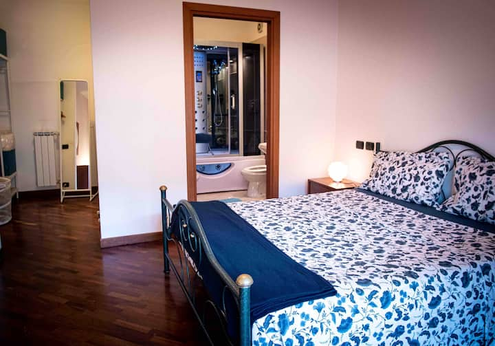 Cozy apartment placed nearby the Fiumicino Airport