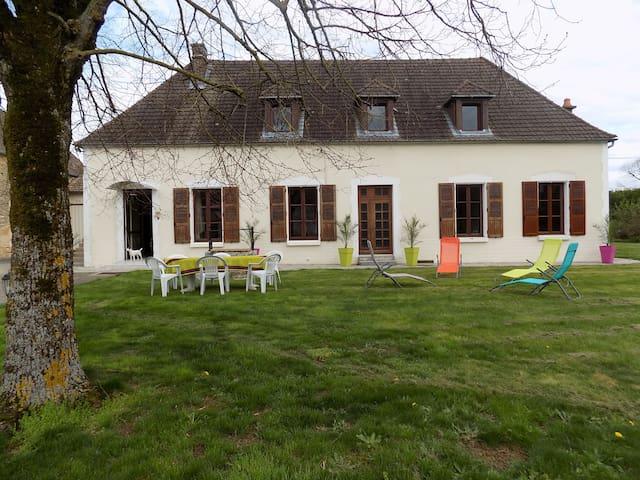 LA MAISON DU GRAND VIREY - Molosmes - House