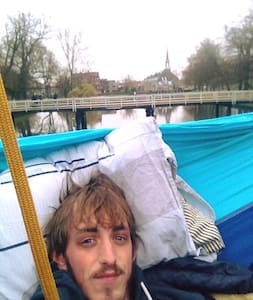 Hammock above the canal - Altro