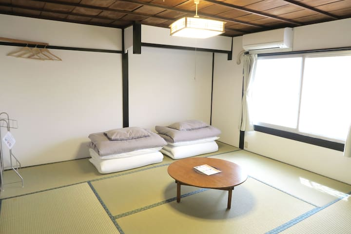 【Guesthouse TANA】 Private Room for 1-3people