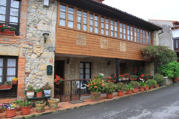 Room in Typical Asturias Casa Rural