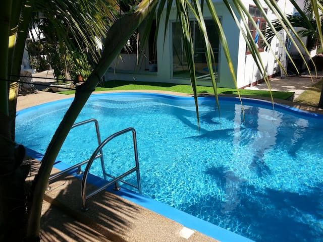 Private Bungalow by the pool - 2