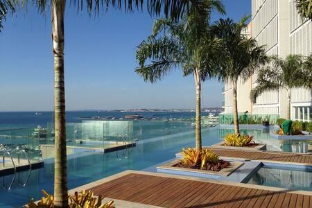 Vista deslumbrante para Baía de Todos os Santos!! - Salvador - Apartment